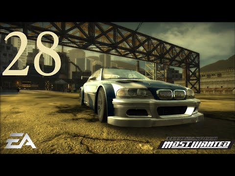 Прохождение Need For Speed: Most Wanted ч.28 (1080р)