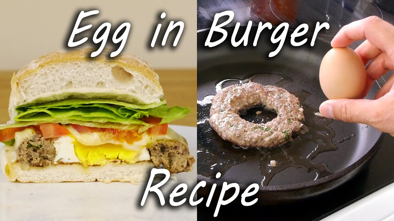Homemade hamburger recipes easy