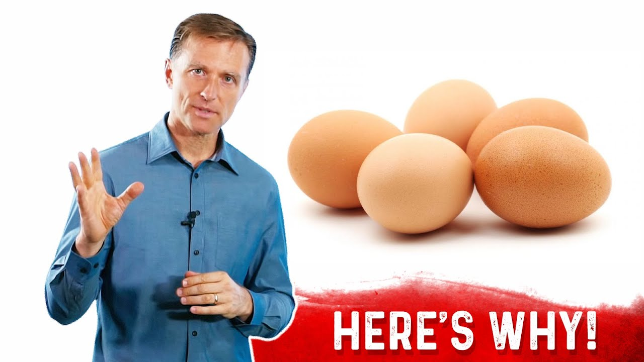 Download Why I Eat 4 to 5 Eggs a Day – Eggs and Cholesterol – Dr.Berg on Benefits of Eating Eggs