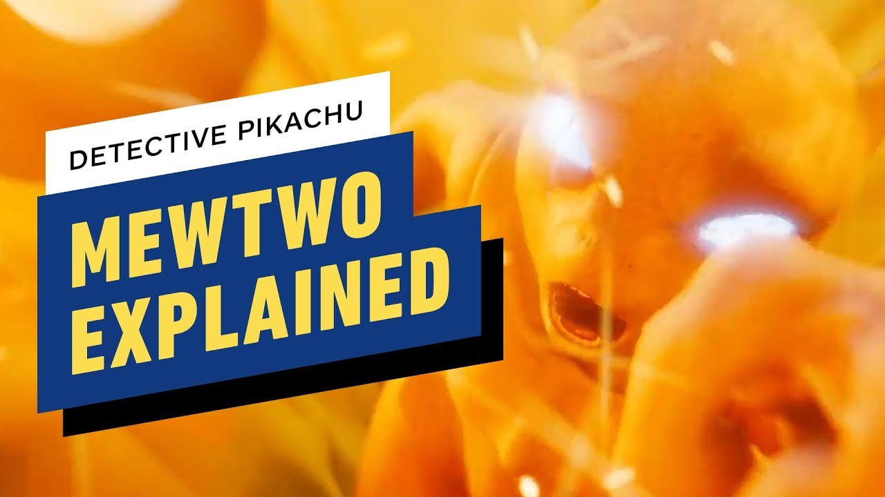 Detective Pikachu Trailer Breakdown: Mewtwo Explained and 40+ Hidden Pokemon