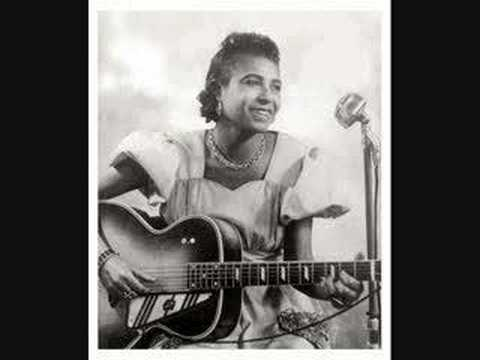 Memphis Minnie - Kissing In The Dark