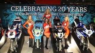 Carole Nash MCN London Motorcycle Show 2016 | Exclusive | Motorcyclenews.com