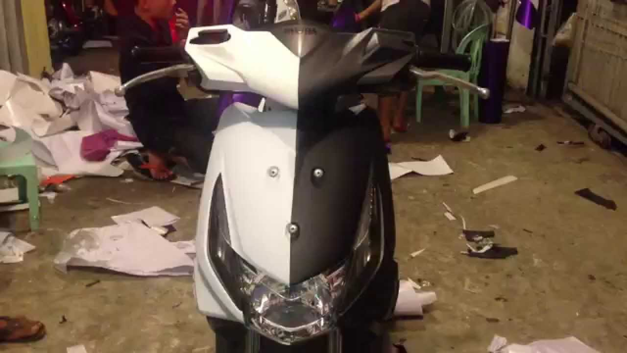 Download Ide 65 Modifikasi Motor Honda Icon Terlengkap Pojok Otomania