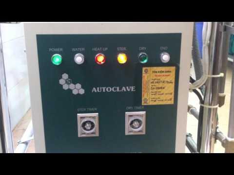Autoclave-Sturdy