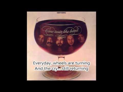 Deep Purple - You Keep On Moving (Karaoke)