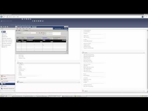 Microsoft Dynamics GP Overview Training.wmv