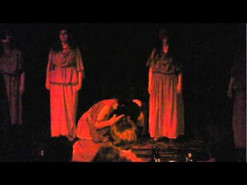 Dionysus -- Scene 4