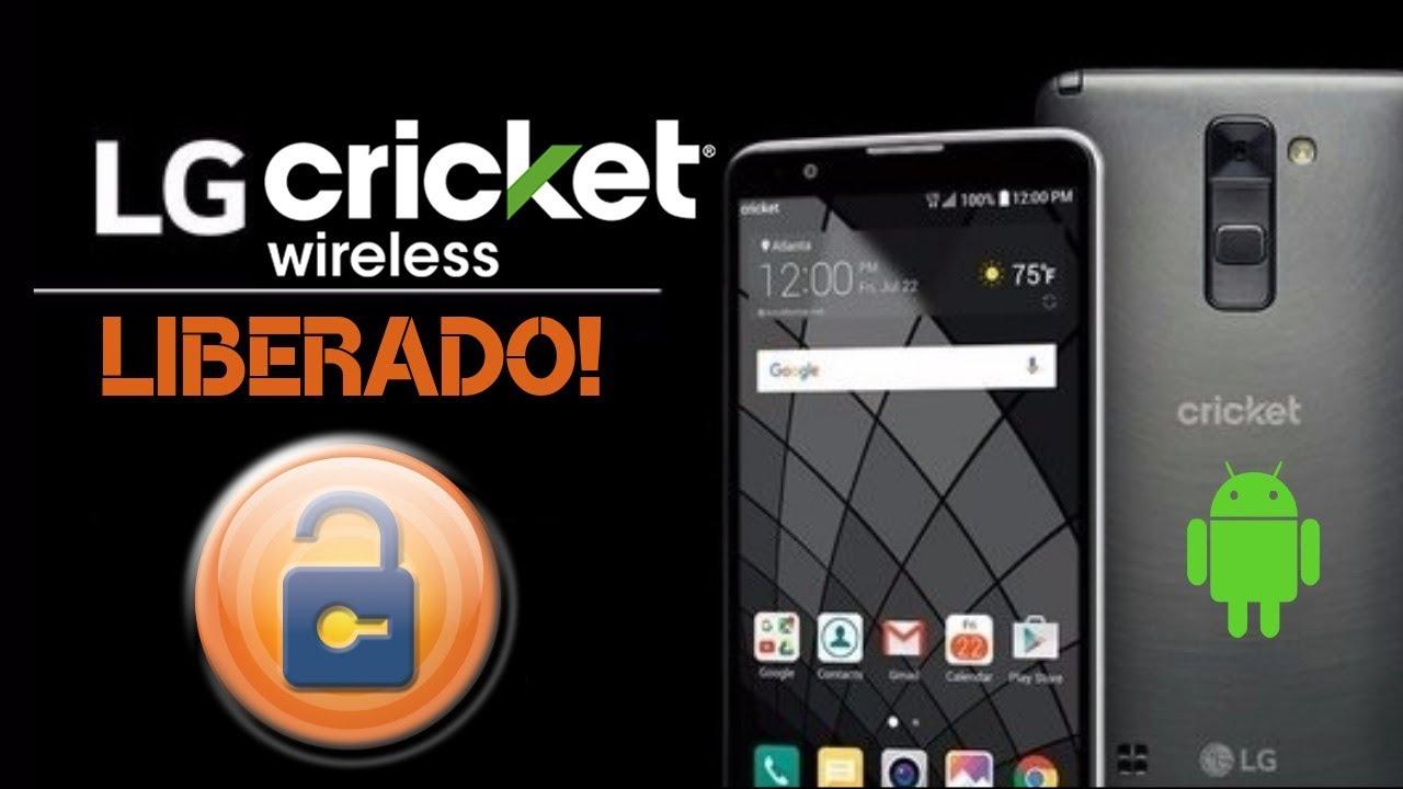 Como Liberar LG Cricket - Cómo Desbloquear LG Cricket a Telcel por IMEI -  m430 m153 m257 m327 k450 by yodesbloqueo