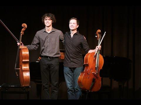 Jazz-Cello: Trad. Jazz-Medley - Leonard Disselhorst + Stephan Braun