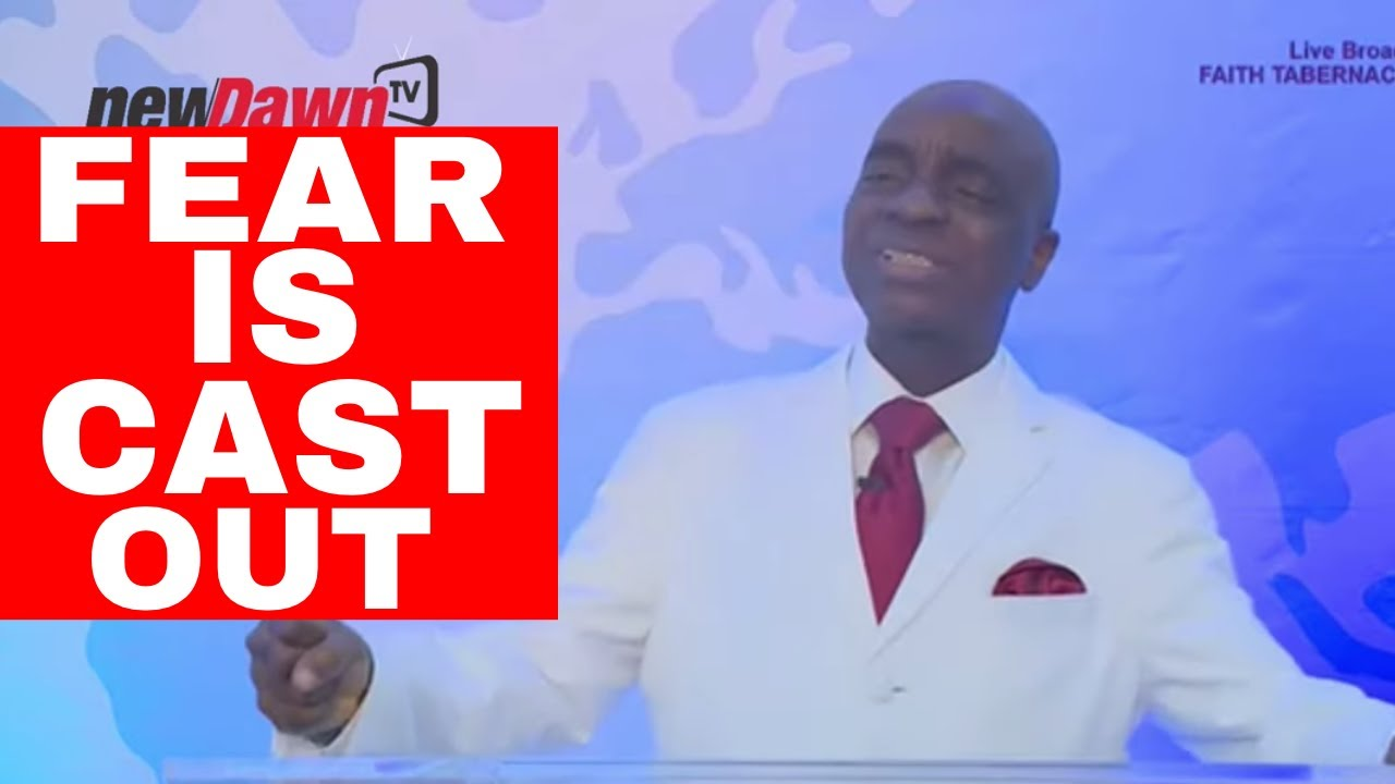Download MAY 2020   COMMANDING THE SUPERNATURAL BY BISHOP DAVID OYEDEPO   #NEWDAWNTV