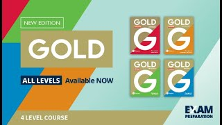 Welcome to Gold B2 First New Edition