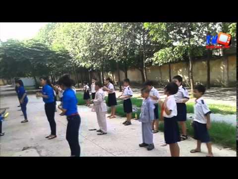 Tập dân vũ Con Nòng Nọc - CLB Sức Trẻ và Thiếu Nhi (phần 1)