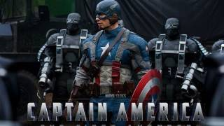 Captain America: First Avenger - Movie Review
