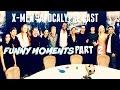X-Men Apocalypse Cast - Funny Moments Part 2
