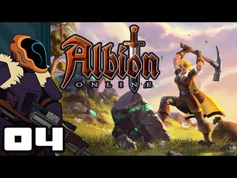 Let's Play Albion Online – PC Gameplay Part 4 – Dungeon Crawling