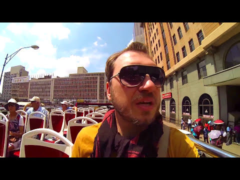 South Africa Johannesburg Tour Guide, World Famous City