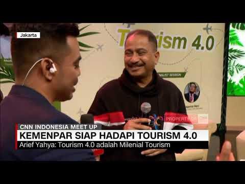 Kemenpar Siap Hadapi Tourism 4.0