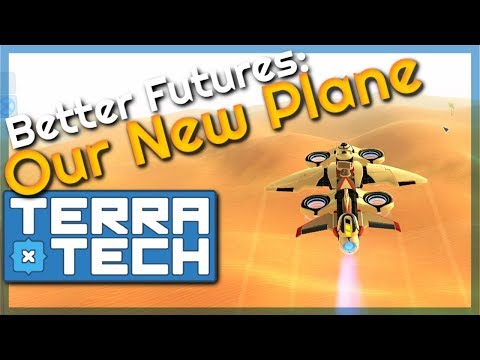 Better Futures: New Version Of The Plane |  #50