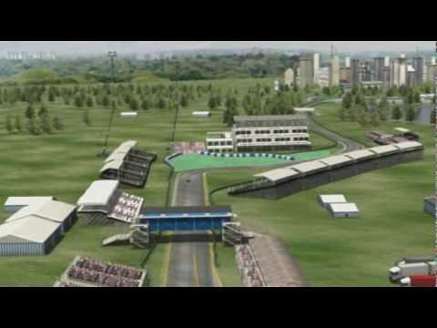 Formula One - Melbourne Grand Prix Circuit (Albert Park)