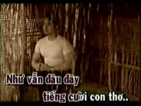 Danny Vu - Nuoc Mat Me Hien Karaoke