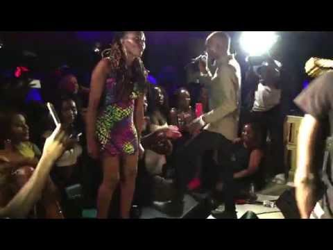 RADIO and WEASEL performing BYAGAANA in STOCKHOLM SWEDEN