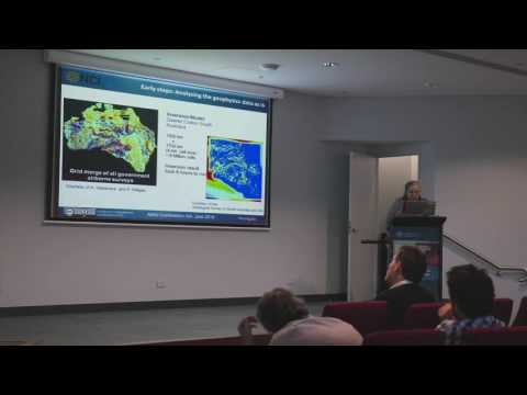 Unearthing buried treasures within Australia's geophysical data assets - Dr Lesley Wyborn