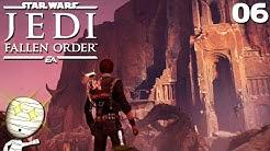Dathomir - Star Wars Jedi Fallen Order #6 - 100% Blind deutsch Let's Play