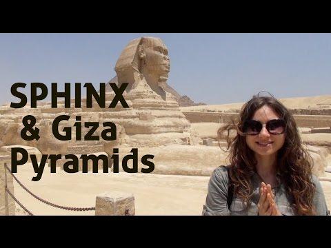 Giza Pyramids And Sphinx - Cairo, Egypt Tourism