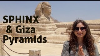 Giza Pyramids and Sphinx - Cairo, Egypt Tourism