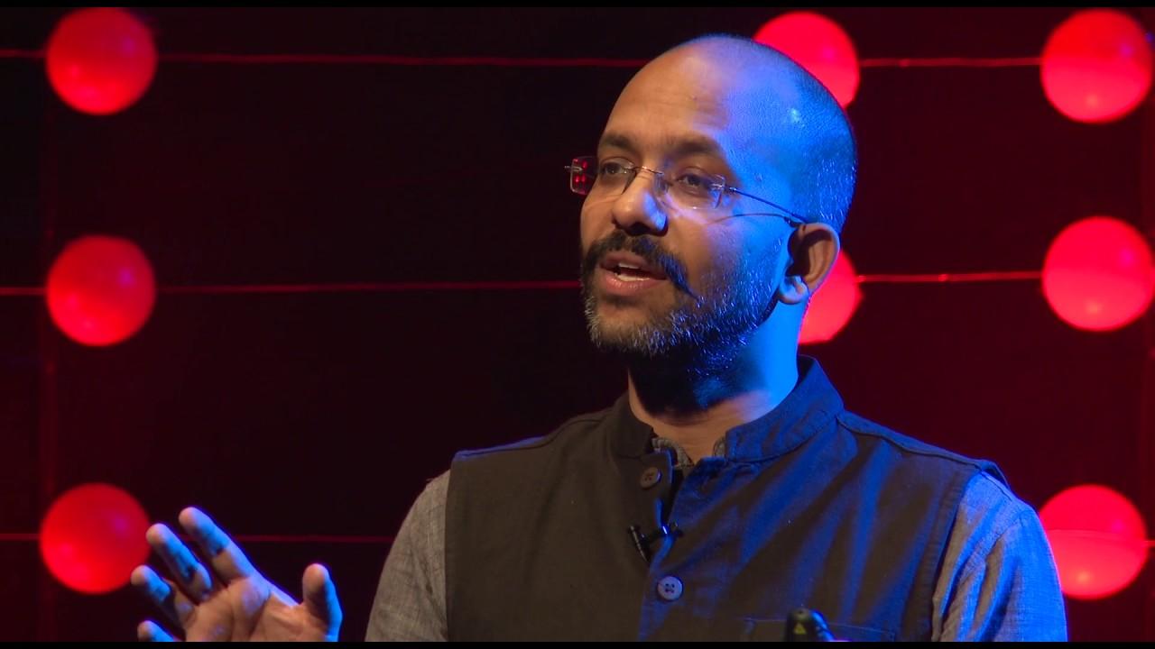 Youth, Politics and Change | Shantanu Gupta | TEDxNITSilchar