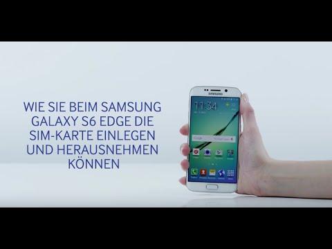 Samsung Galaxy S6 Edge Sim Karte Einlegen.Samsung Galaxy S6 Edge Sim Karte Einlegen Und Herausnehmen