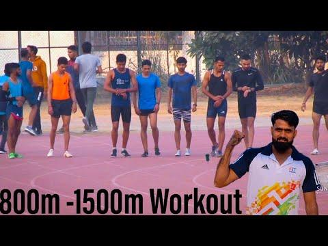 500m के रेपेटिशन 800m - 1500m के खिलाड़ियों के लिए ! Total Sports Channel