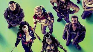 Suicide Squad - Margot Robbie, Jai Courtney and Karen Fukuhara Interview
