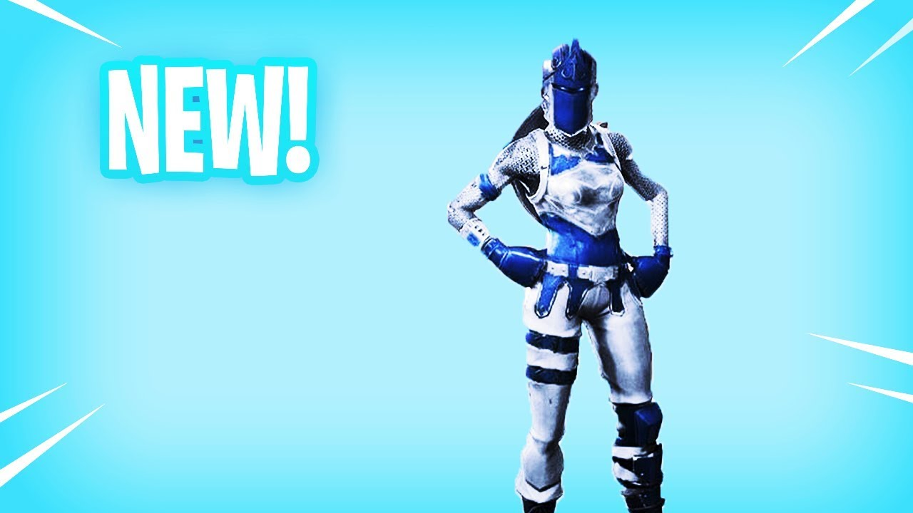 Confirmed New Winter Knight Skin Coming To Fortnite Winter Red
