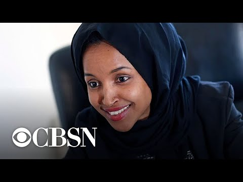 Rep. Ilhan Omar gets death threats after Trump tweet