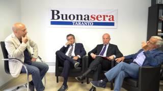 Giuseppe Lessa, Luigi Romandini e Franco Sebastio a confronto