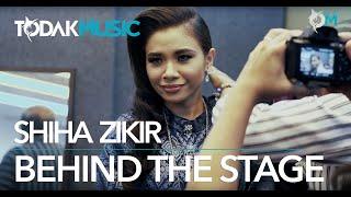 Shiha Zikir | Konsert Legend RTM | Behind The Stage | Todak Music