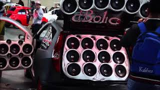 Audio Car Dance 20 Cacoal  RO DJ Celso