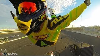 Monster Energy presents FreestyleMX.com contest highlights at Kern County Raceway
