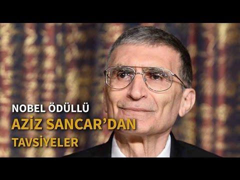 Nobel ödüllü Aziz Sancar'lı kamu spotu