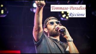 THEGIORNALISTI live Roma | Tommaso Paradiso RICCIONE | Love Tour 2019