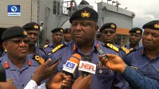 Nigerian Navy Boost Maritime Security With 'Exercise Pouncer'
