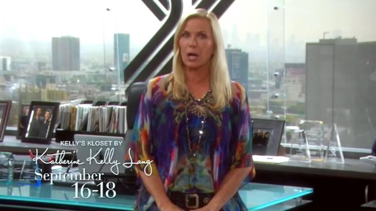 Katherine Kelly Lang divorce married plastic surgery