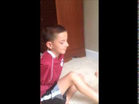 1, 2...Tie My Shoe Instructional Video