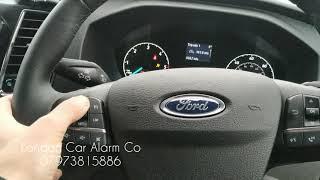 Ford Transit Custom 2020 Security Upgrade | Ghost 2 Immobiliser | London Car Alarm Co