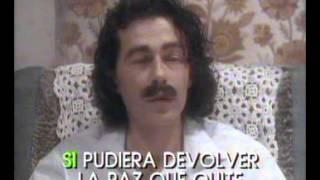 ANTONIO FLORES NO DUDARIA