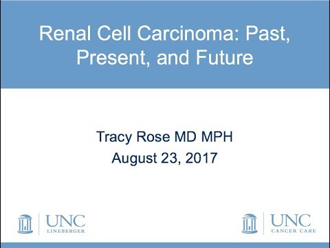 Renal Cell Carcinoma: Past, Present, and Future