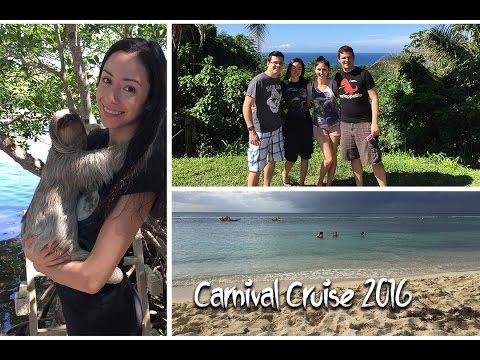 Best. Trip. Ever. ||Carnival Magic- Cozumel, Belize, Isla Roatan