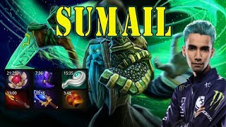 Sumail Pro Necrophos 9Kmmr VS Moo - Infection went!