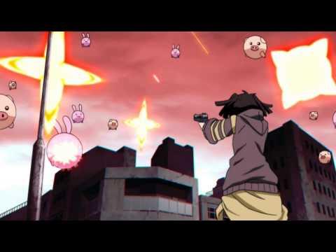 Takane vs Shintaro - Mekakucity Actors Episode 6 English Sub